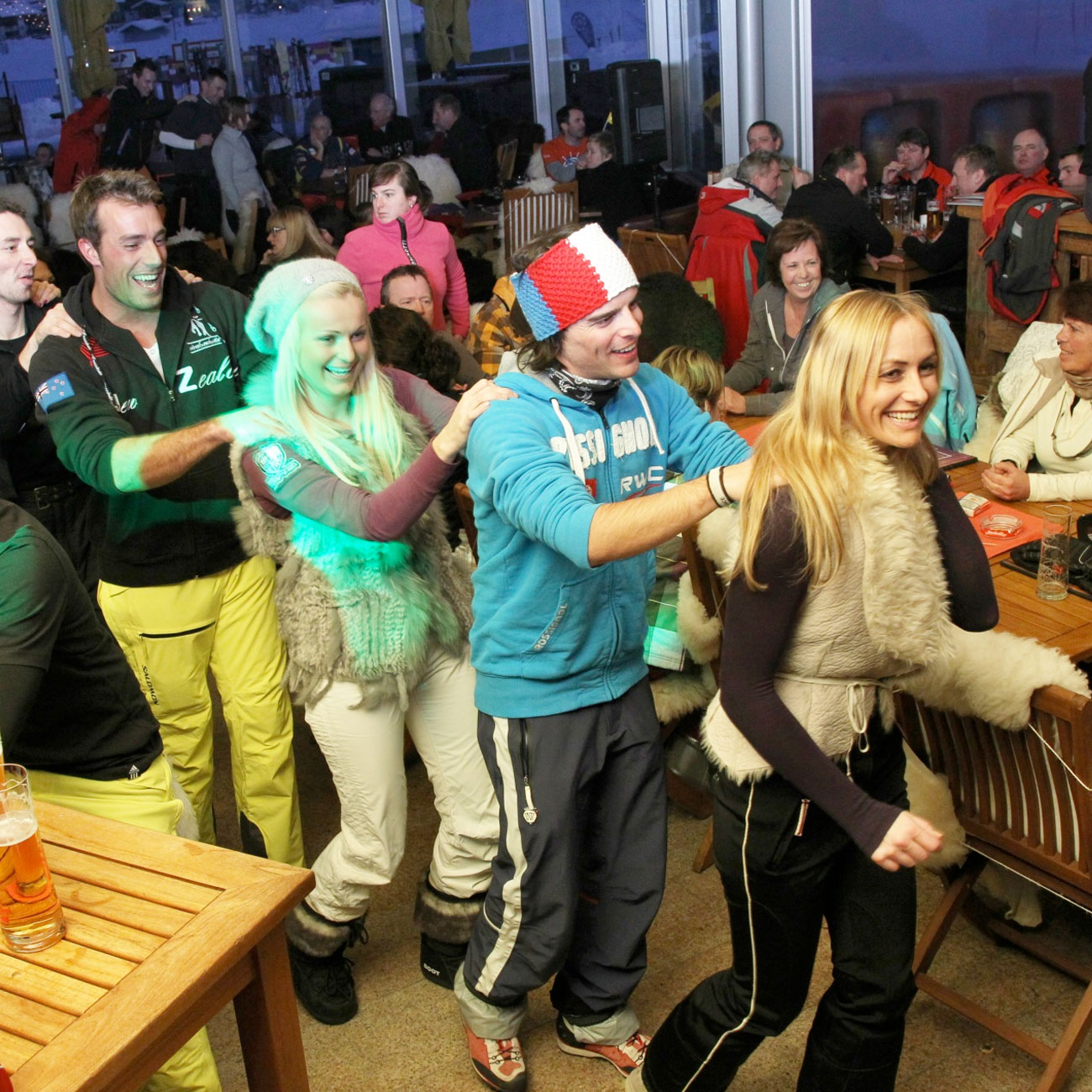 Aprés Ski Party · Teamparty